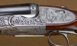 "Perugini & Visini ""Selous"" .470NE Double Rifle (256)"