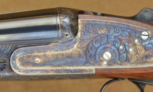 """Garbi Side-Lock Game Gun 20GA 26"""""""