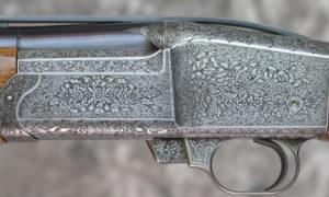 "Ljutic LTX Pro 3 Factory Engraved Monogun  12GA 34"" (274)"