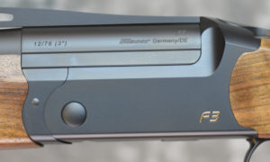 "Blaser F3 Vantage Sporting 12GA 32"" (669)"