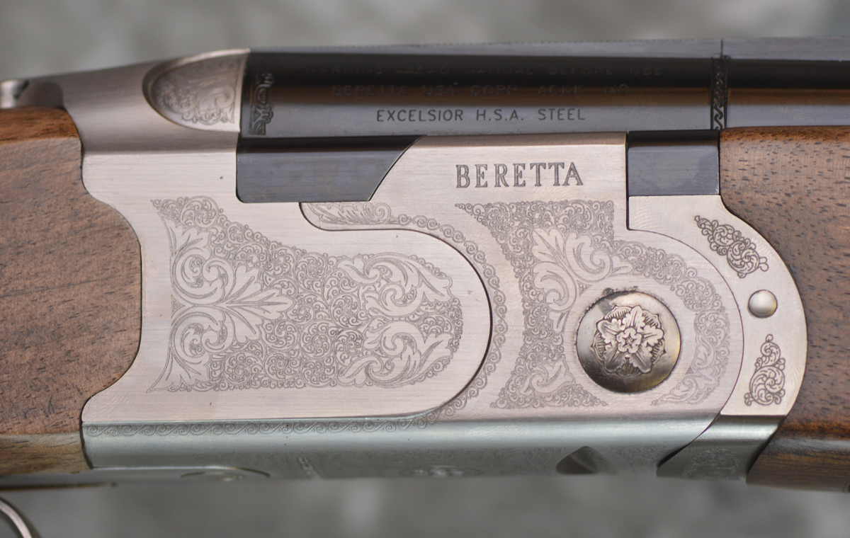 Beretta 686 Silver Pigeon I Sporting 12GA 32