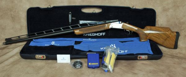 "Krieghoff KX6 Special Trap 34""  (937)"