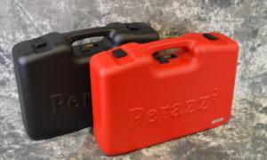 Perazzi 300 Count Cartridge Case Red or Black