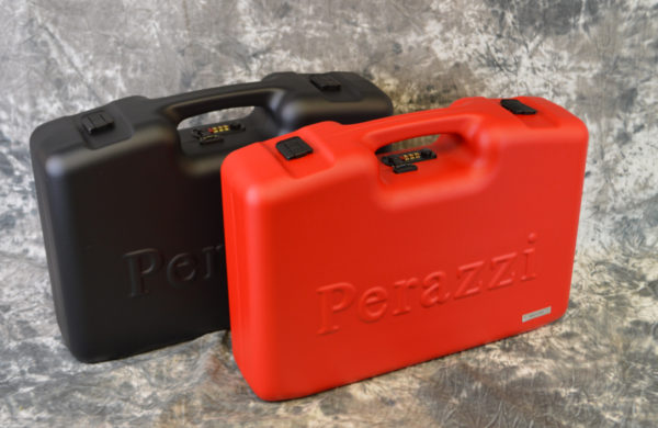 Perazzi 300 Count Cartridge Case Red or Black