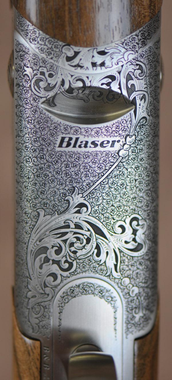 "Blaser f16 Grand Luxe Sporter 12 gauge 32"" (394)"
