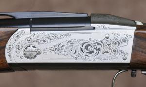 "Krieghoff K20 Vintage Scroll 20,28,410 Three barrel set 32""(123)"