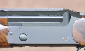 """Blaser F3 Sporter 12 gauge 32"""" (126)"""