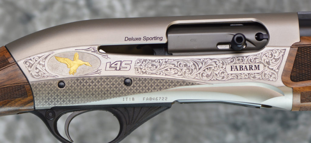 Fabarm L4S Deluxe Sporting 12GA 30″ (722) – Pacific Sporting