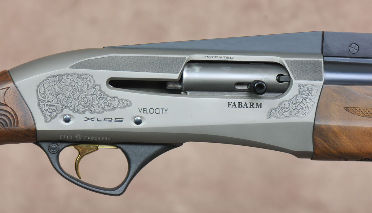 Fabarm XLR5 Velocity AR 12Ga 32